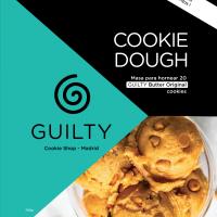 Masa para 20 Cookies GUILTY® Butter Original