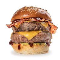 Single Empire State Burger