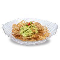 Guacamole japones chips de Flor de Loto