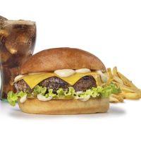 Menu La Castellana Original Burger