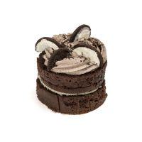 Mini Tarta Vegana Mousse de Oreo