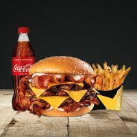 Menu MD Godzilla Burger
