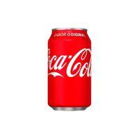 Coca-Cola Lata.