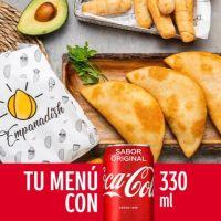 Combo Coca-Cola Individual Empanadish