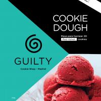Masa para 20 Cookies de Red Velvet