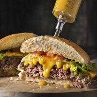 Super Cheesy Original Burger