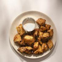 Patatas campestres con alioli de cítricos