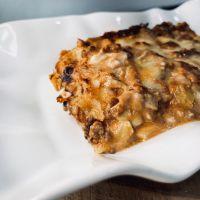 Lasaña alla Bolognese (2 porciones)