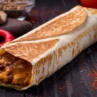 Menú de Burrito Chili con Carne (Antes 10.5€)