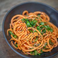 Noodles de Boniato