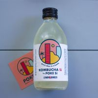 Kombutcha: Limón y Jengibre
