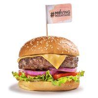 S Veggie Burger