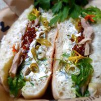 Sandwich Bonito