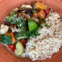 Arroz integral Eco al Curry Matcha  -   SG   P 