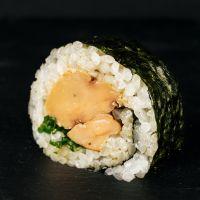 Foie no teriyaki maki sushi