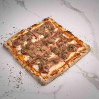 Pizza de Atún y Bacon