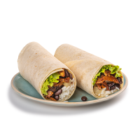 Menú de Burrito de Barbacoa de Res