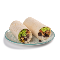 Menú Burrito Tinga de Pollo