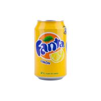 Fanta limon Lata