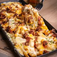 Harlem Bacon & Cheese Potatoes