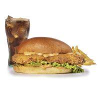 Menú Louisiana Burger