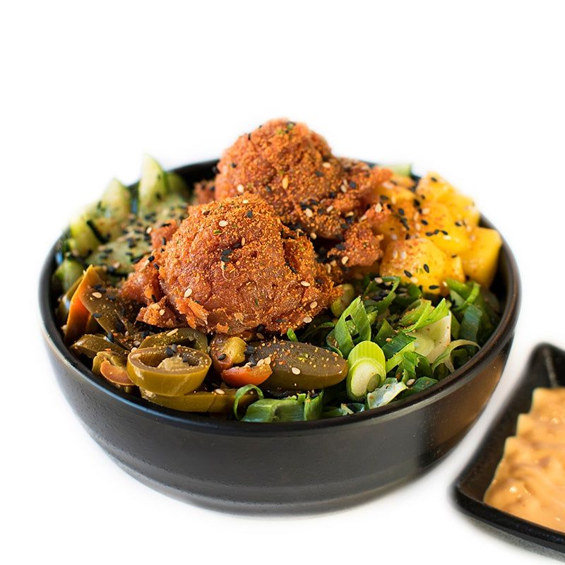Spicy Tuna - Sweet & Spicy