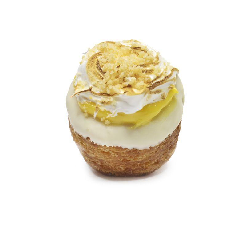 Mini Kronut de Lemon Pie