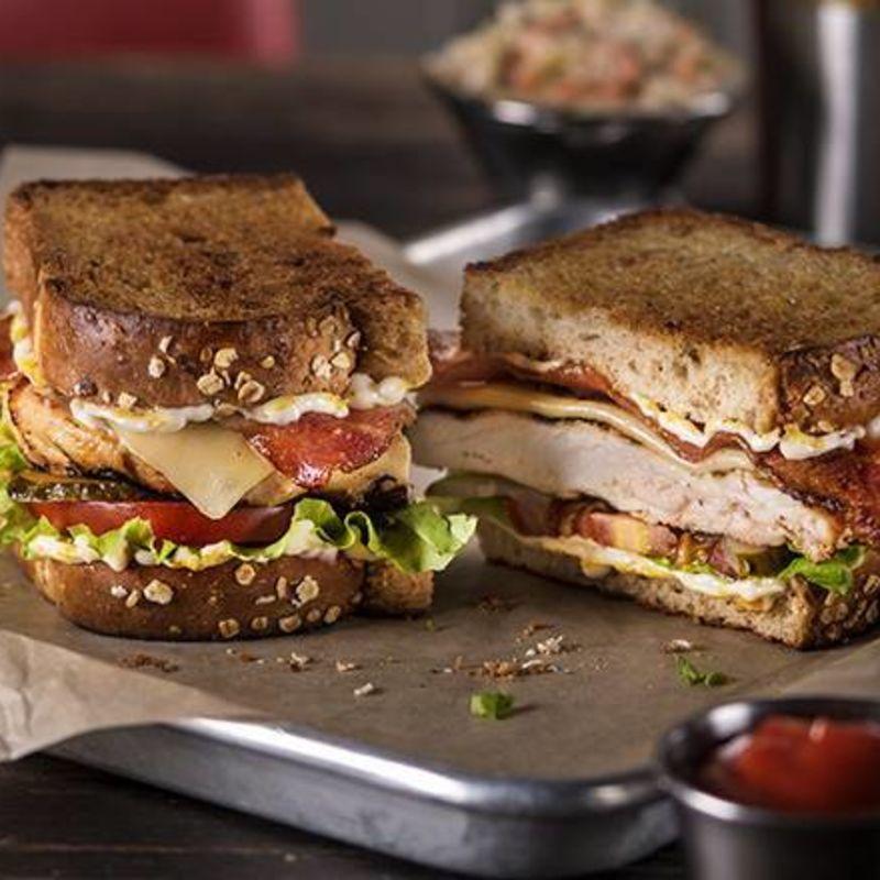 Menu Grilled Chicken Sandwich