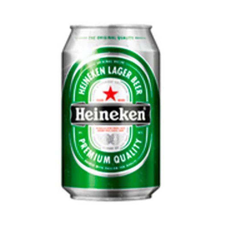 Cerveza Heineken 0,0 Lata