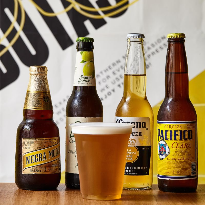Súper pack cerveza (5+1)