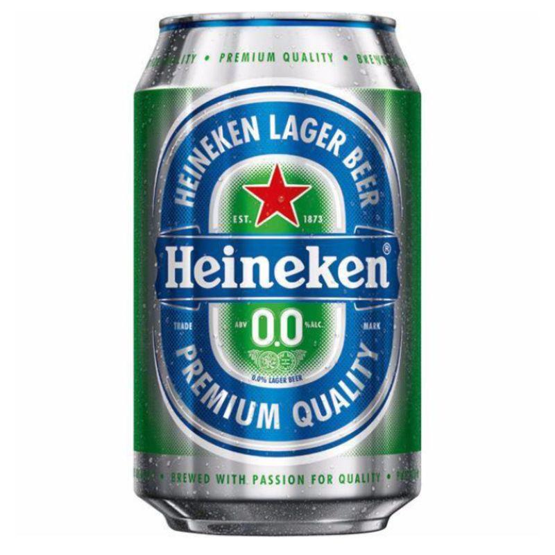 Heineken Lata 0.0%