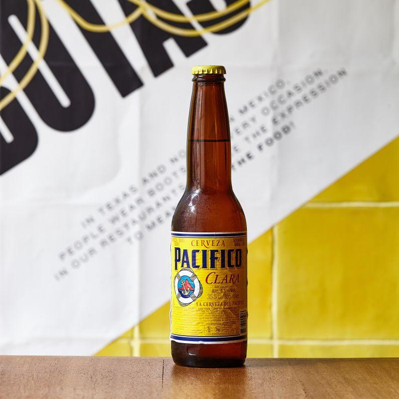 Cerveza Pacífico 330 ml.