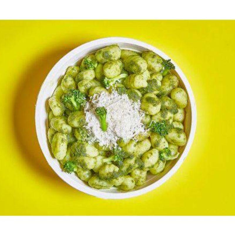 Gnocchi al Pesto