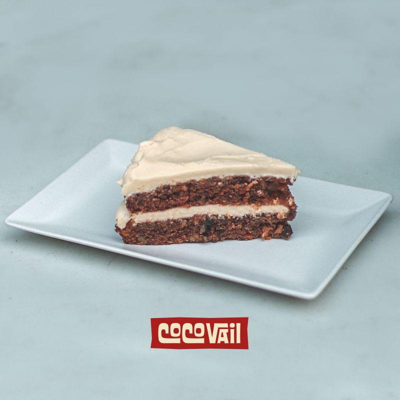 New! Homemade Carrot Cake