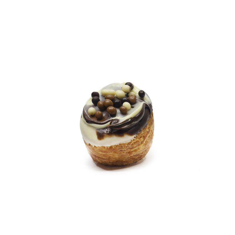 Mini Kronut de Cereales y Nutella