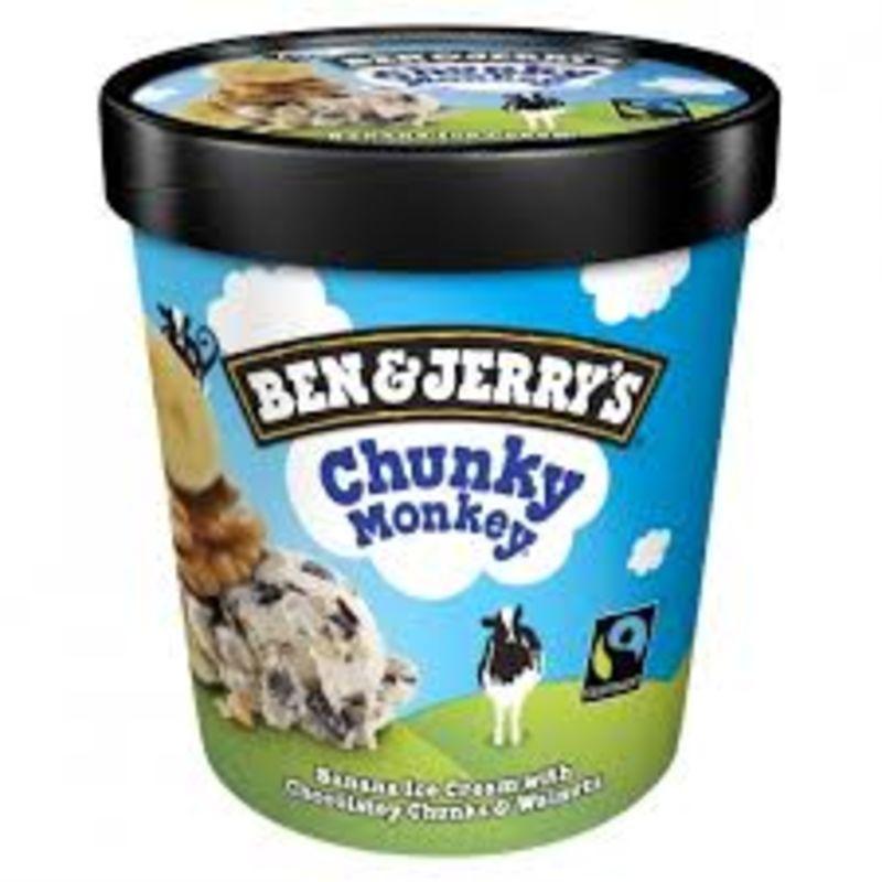 Chunky Monkey 465 ml