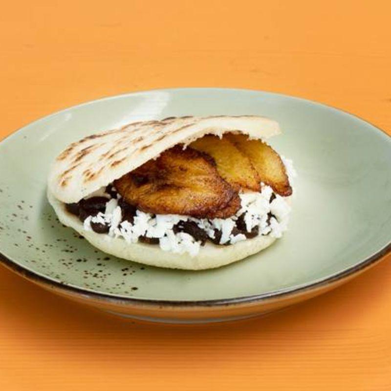 Arepa Veggie caribe