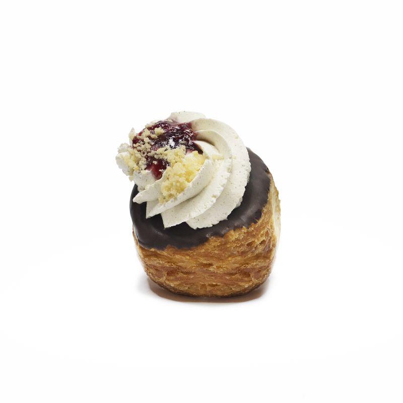 Mini Kronut de Cheesecake