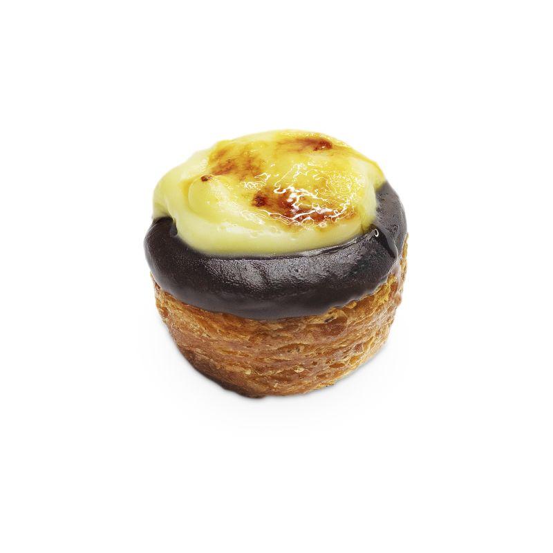 Mini Kronut de Crema Catalana