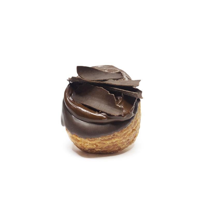 Mini Kronut de Chocolate Negro