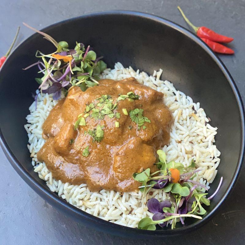 Veggie Butter Chicken