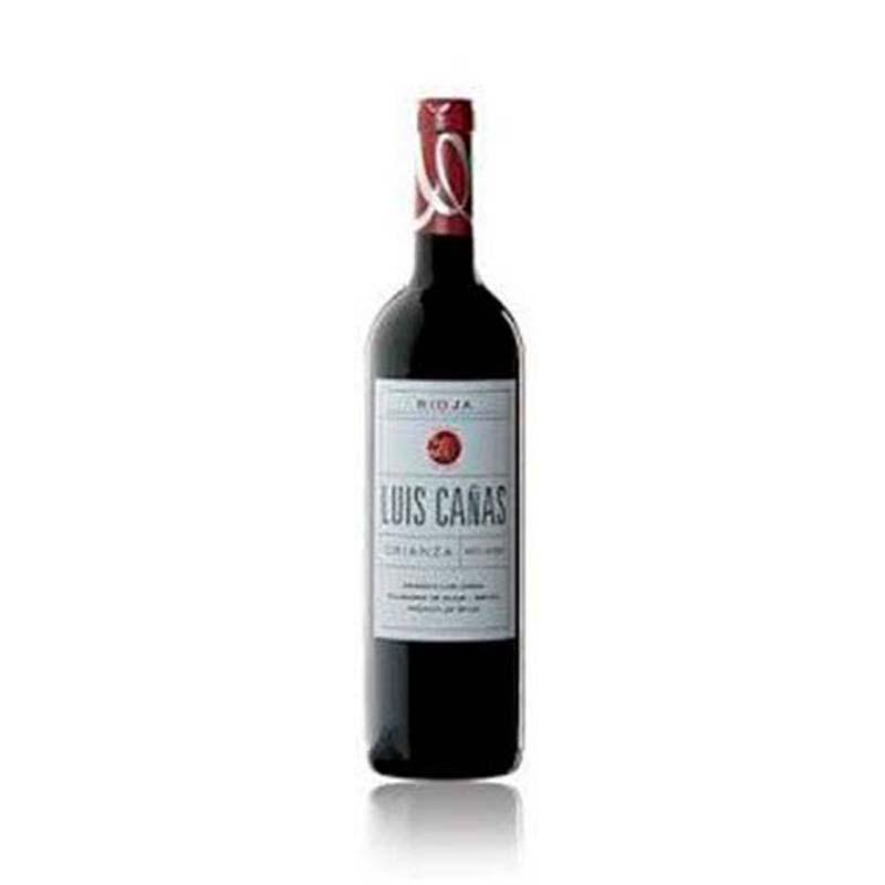 Luis Cañas DO Rioja Crianza.