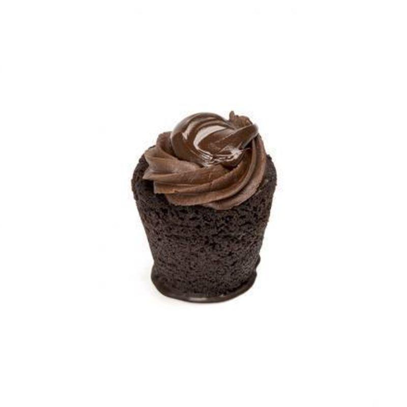 Muffin Vegano de Chocolate