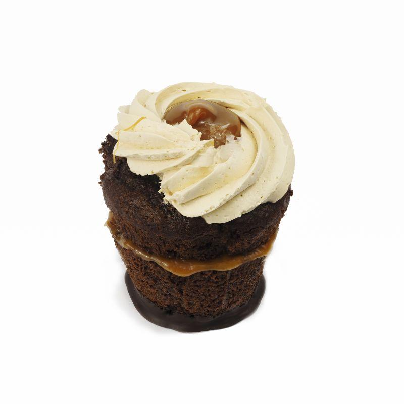 Muffin Caramelo y Sal