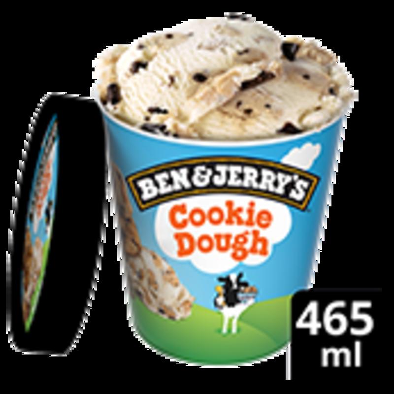 Helado Cookie Dough Ben & Jerry's