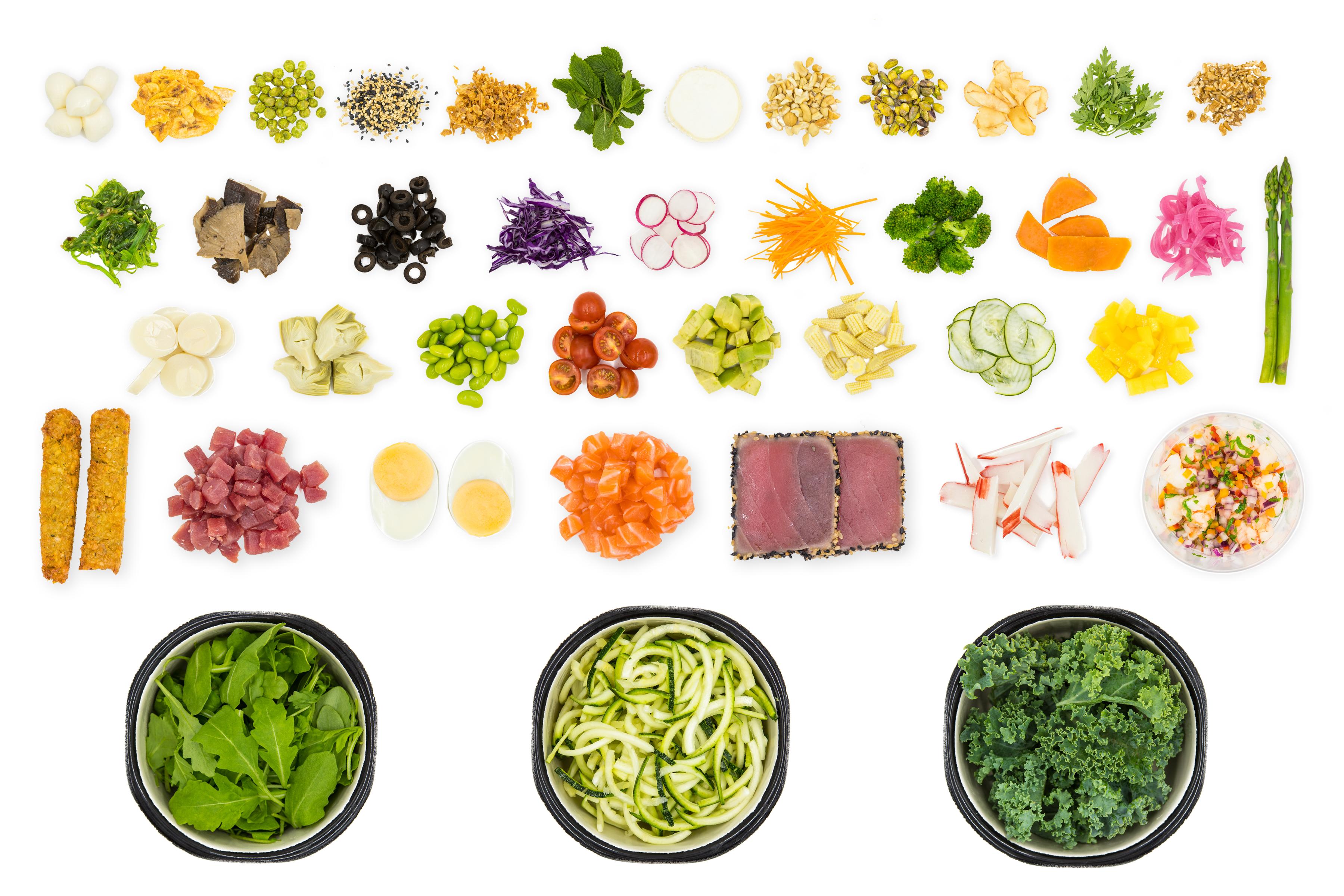 Orimake Your Salad