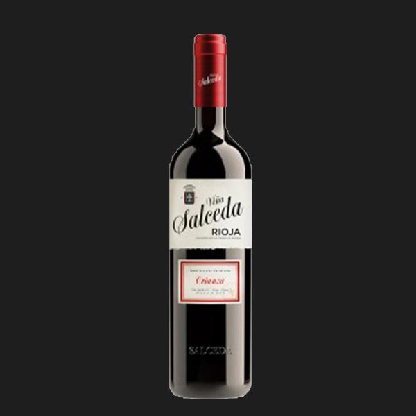 Vino Viña Salceda Crianza Tinto (75 cl.)