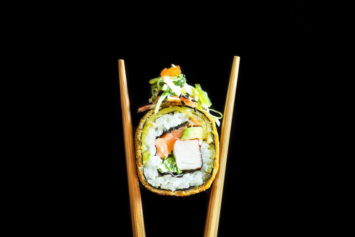 Tropic Guell tempura