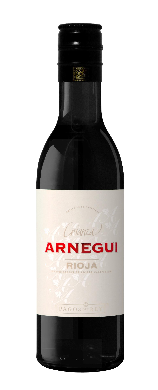 Arnegui Tinto Rioja crianza 18,75 cl