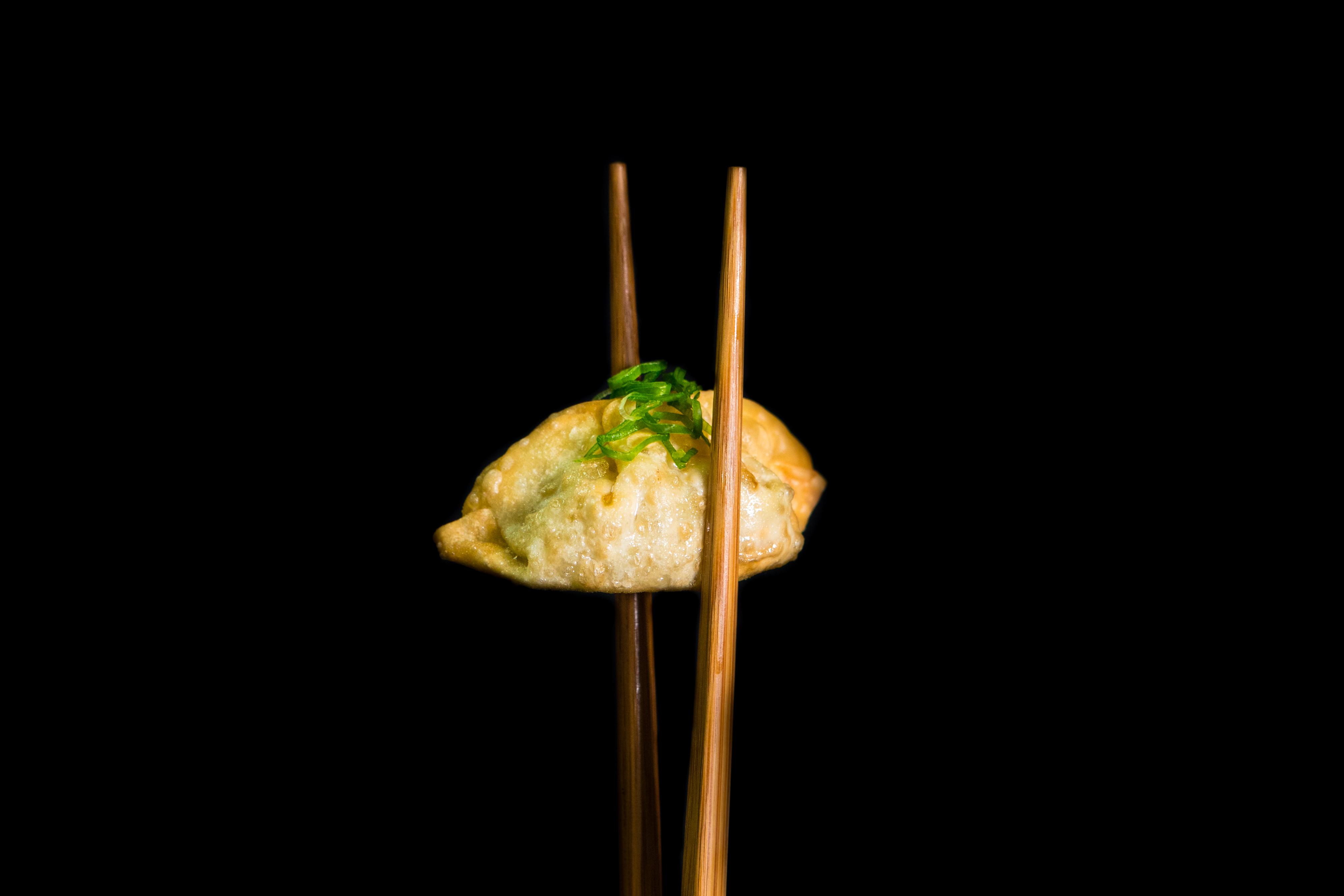 Gyozas de verduras (5 ud)